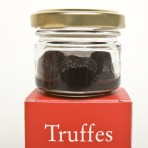 Winter Black French Truffles – Brushed 1st Choice- 0.45 oz – Jar