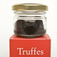 Winter Black French Truffles – Brushed 1st Choice- 0.90 oz – Jar